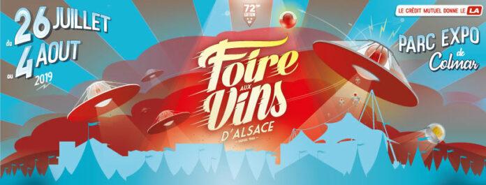 Foire aux Vins 2019 FAV FAV19 concert Colmar Alsace