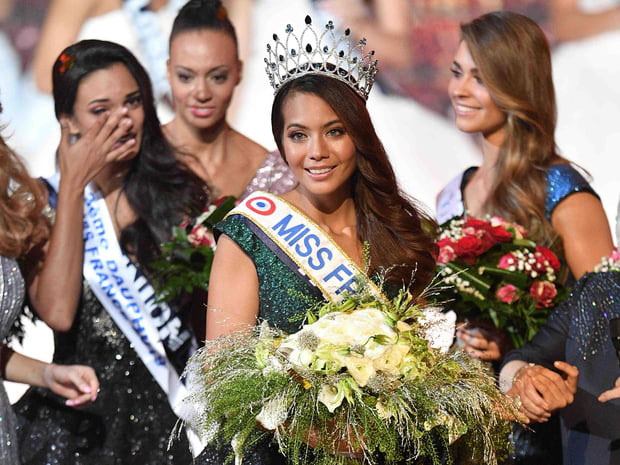 photo miss france 2019 tahiti