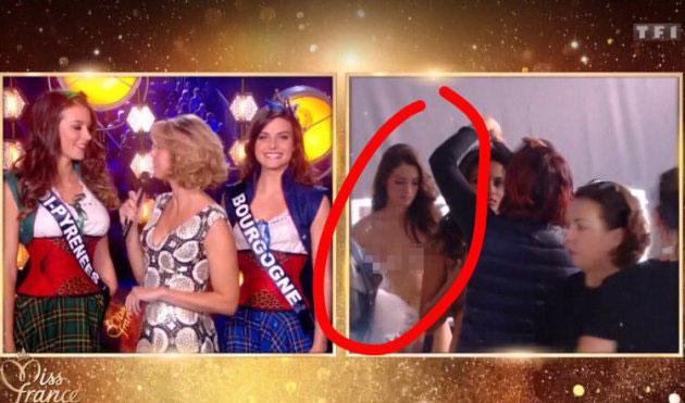 gros fail TF1 lol echec pauvre Miss France