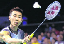 photo Lee Chong Wei 2019
