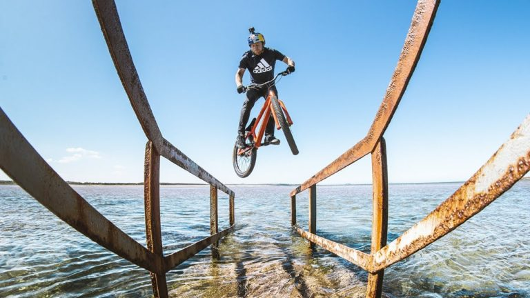 Welcome to the Family avec Danny MacAskill