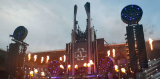 photo rammstein live bern 2019 video