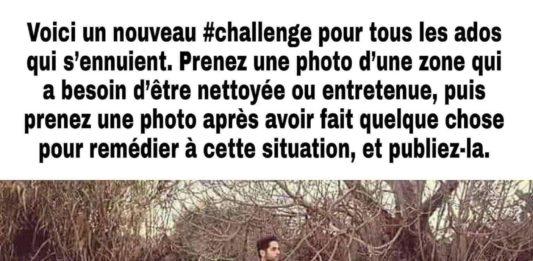 challenge ecologique