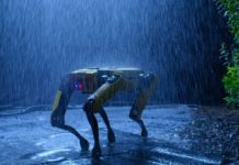 robot chien spot boston dynamics