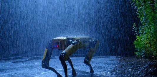 robot chien spot boston dynamics