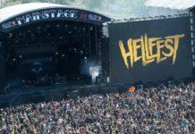 hellfest photo mainstage scene
