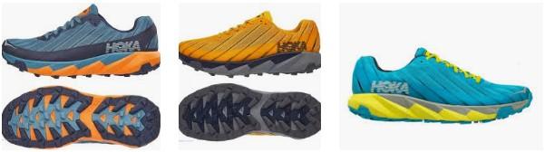 hoka one one trail chaussure