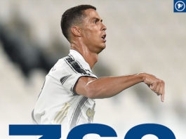 Cristiano Ronaldo 760 buts