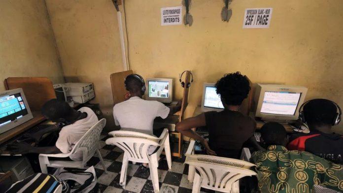 Abidjan brouteur cote ivoire